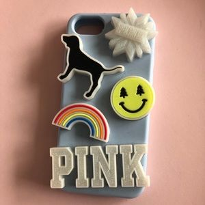 Light up PINK IPhone case